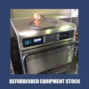 Turbochef I3 Rapid Cook Oven I3AU