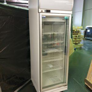 Bromic Single Glass Door Freezer
