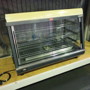 ICS Self Serve Heated Display