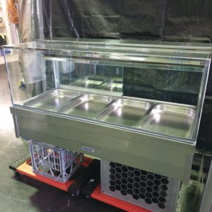 Roband Cold Food Display