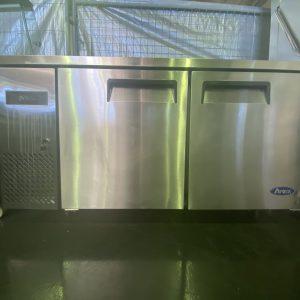 Atosa 2 Door Undercounter Freezer – 6 Mnth Warrantee